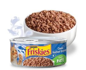 פריסקיז שימ' 156 גרם friskies
