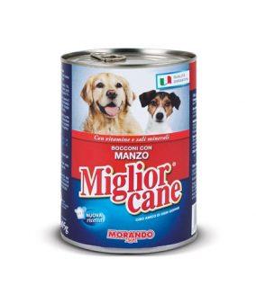 מיגליור גטו שימורים לכלב 400 גרם