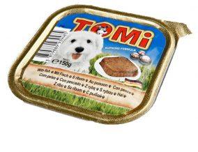 מעדן טומי לכלב 150 גרם
