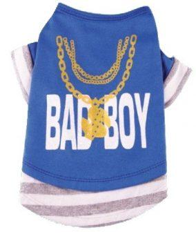 חולצה עם כיתוב Bad boy - ילד רע