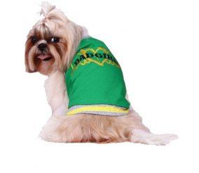חולצה לכלב עם הכיתוב - ילדה רעה