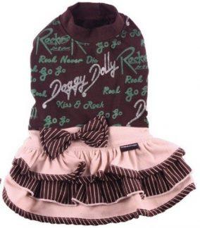 שמלת נערת רוק - Rock Never Die
