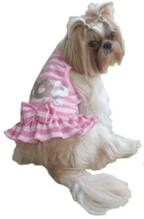 שמלת טופ מודל לכלב