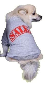 חולצה לכלב עם הכיתוב - SALE