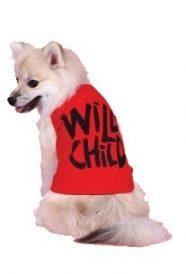 חולצת טריקו לכלב - ילד פרעי